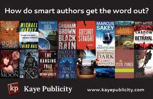 Kaye Publicity ad