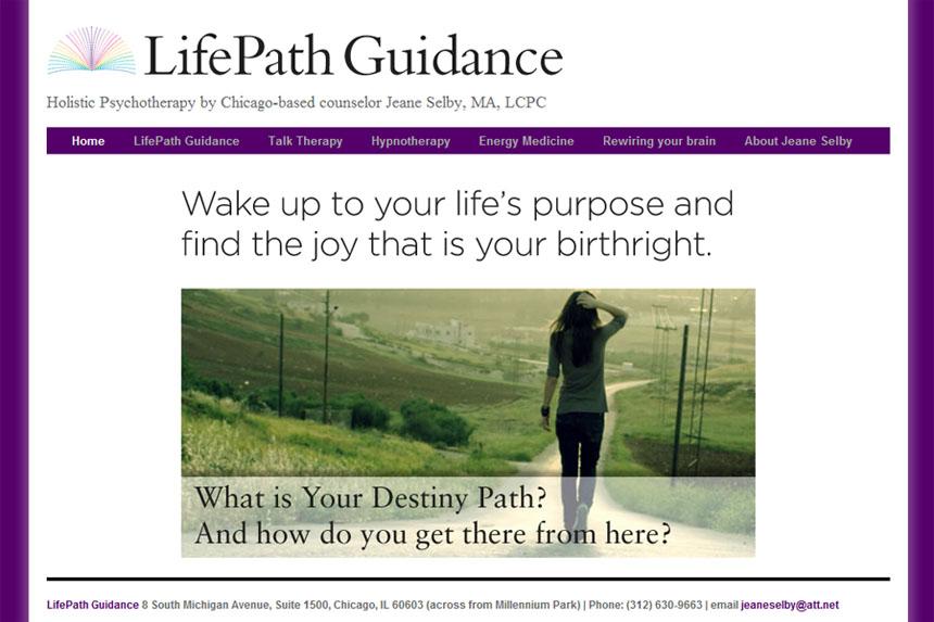 LifePath Guidance website
