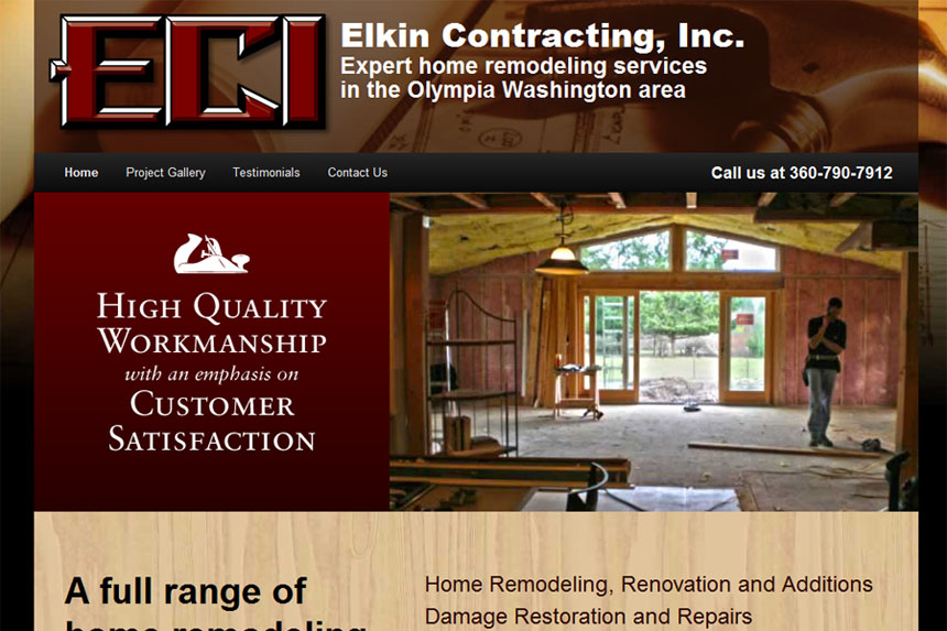 Elkin Contracting