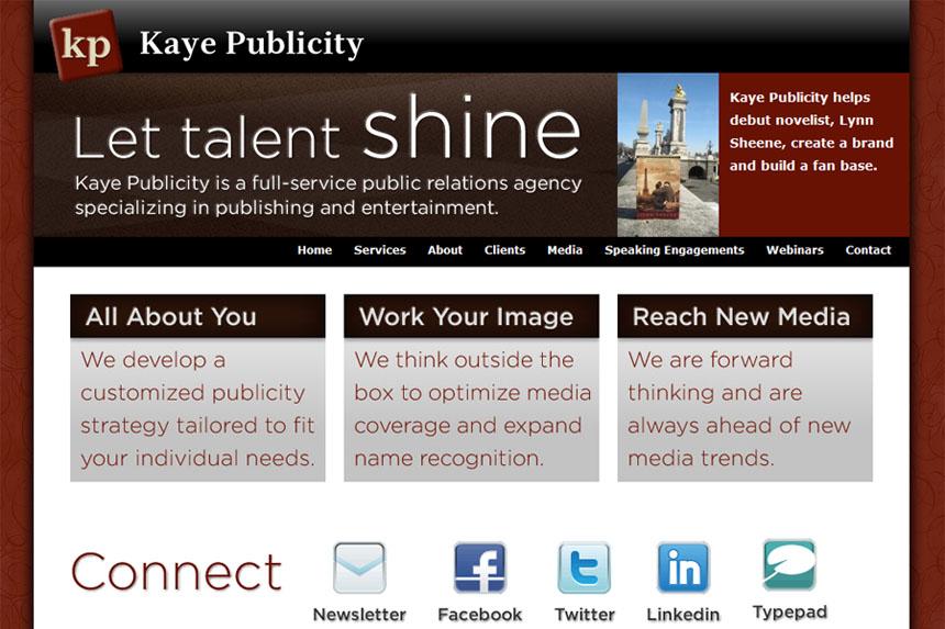 Kaye Publicity